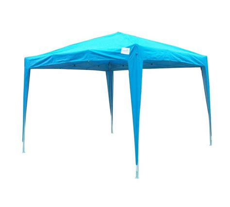 Canopy With Sides 10 X 10 Pop Up Canopy With No Sides Light Blue