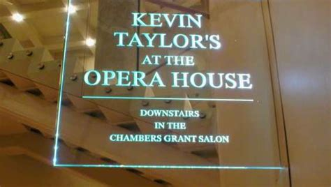 Kevin S At The Opera House by Palace Arms Downtown Denver New American Restaurants