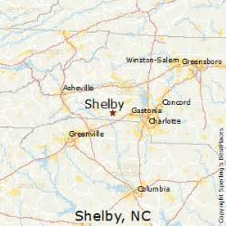 best places to live in shelby carolina