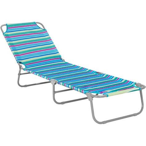 Folding Garden Chairs Argos by Buy Folding Sunbed Striped At Argos Co Uk Your