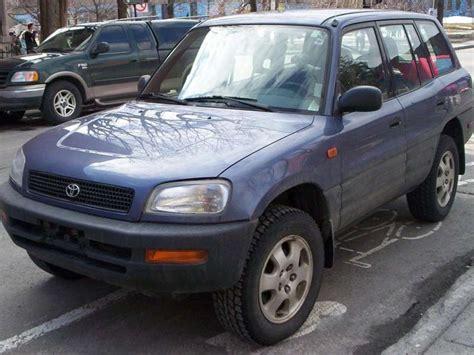 Used Toyota Suv Best Used Suv S 5 000 Autobytel