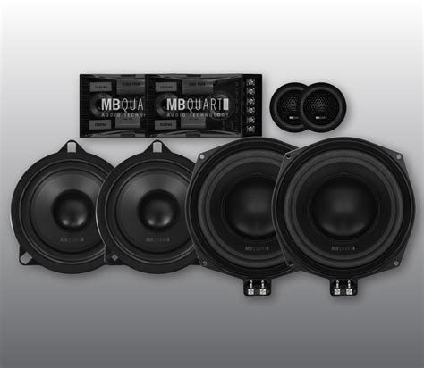 Speaker Subwoofer bmw speakers mb quart