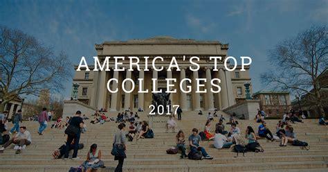 best universities forbes america s top colleges list