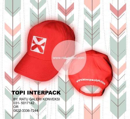 Topi Kain America By Liloparty harga konveksikonveksi surabaya kaos seragam dan pabrik