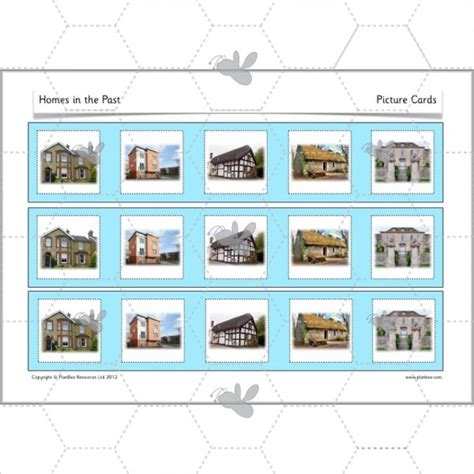 Teaching Your To Search House For Homes In The Past Houses Timeline Planbee Single Lesson