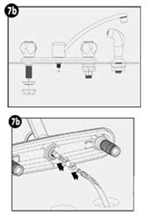 moen kitchen faucet installation instructions install moen kitchen faucet faucets reviews