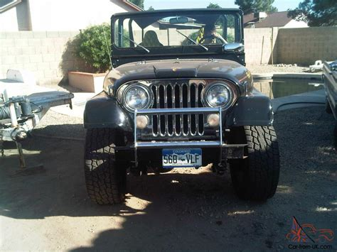 jeep cj  black