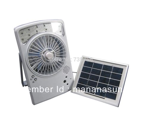 solar powered portable fan popular solar portable fan buy cheap solar portable fan