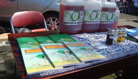 Minyak Goreng Bio universitas gadjah mada ugm bikin biosolar dari jelantah