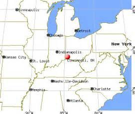 us map showing cincinnati cincinnati ohio oh profile population maps real