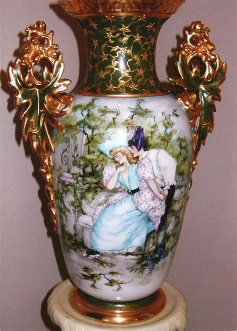 Limoges Vase Value by A Single Reveals Story And Value Of Limoges Vase