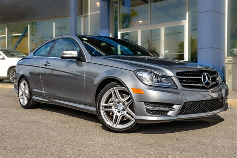 2014 mercedes c350 4matic coupe
