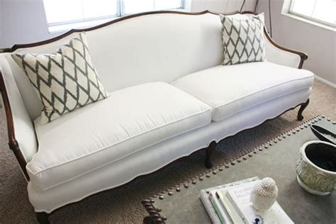 white sofa with wood trim white with wood trim antique style sofas and chairs