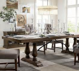 Dining Room Curtains Pottery Barn Lorraine Extending Dining Table Pottery Barn Au