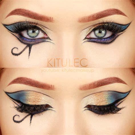tutorial eyeliner cleopatra cleopatra makeup www pixshark com images galleries