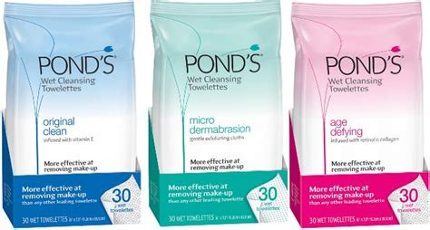 Eyeliner Ponds ponds cleansing towelettes review and giveaway here and there a new jersey on