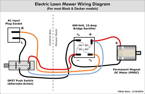 lawn mower key switch wiring diagram lawn free engine