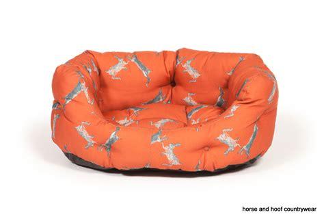 danish design rabbit bed on danish design woodland deluxe slumber dog bed boxing hares