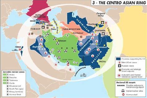 middle east economic map perspective d une troisi 232 me guerre mondiale