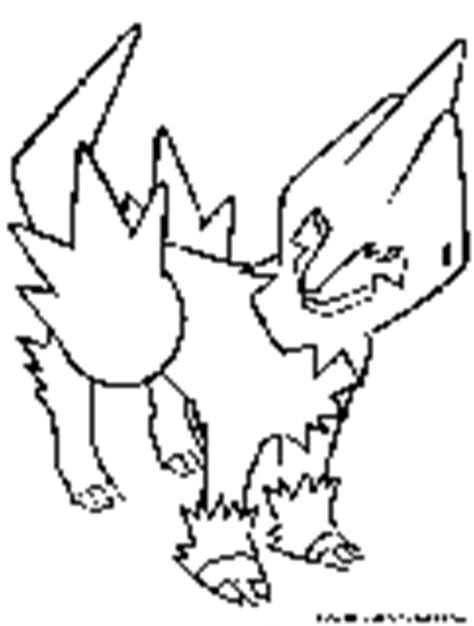 electric pokemon coloring pages electric pokemon coloring pages free printable colouring