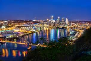Of Pittsburgh Find 7 Best Scenic Overlooks In Pittsburgh