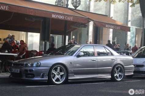 nissan skyline sedan nissan skyline r34 sedan 8 november 2016 autogespot