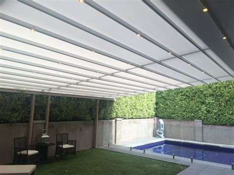 Patio Roof Systems retractable roof systems