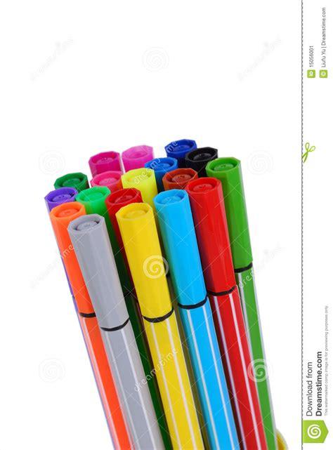 penn color color pen stock image image 15056001