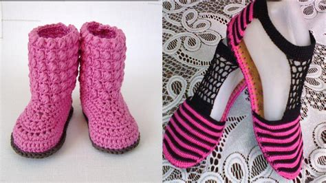 zapatos de varon tejidos al crochet zapatos tejidos a crochet en variado modelos y tejidos