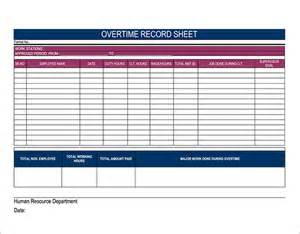 overtime spreadsheet template how to make overtime sheet in excel attendance sheet