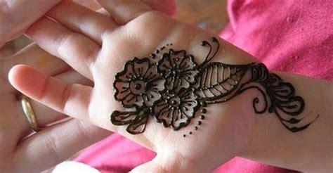 10 mehndi designs for kids