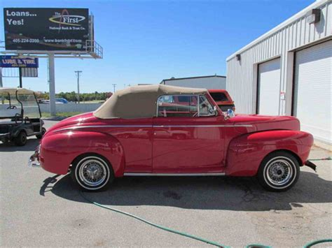 1941 ford convertible 1941 ford convertible for sale classiccars cc 614403