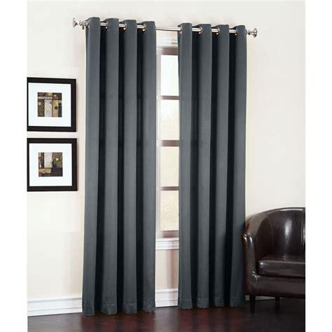 black room darkening curtains sun zero semi opaque black gregory room darkening grommet