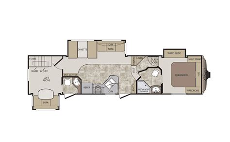 keystone fifth wheel floor plans keystone cougar fifth wheel chilhowee rv center greater