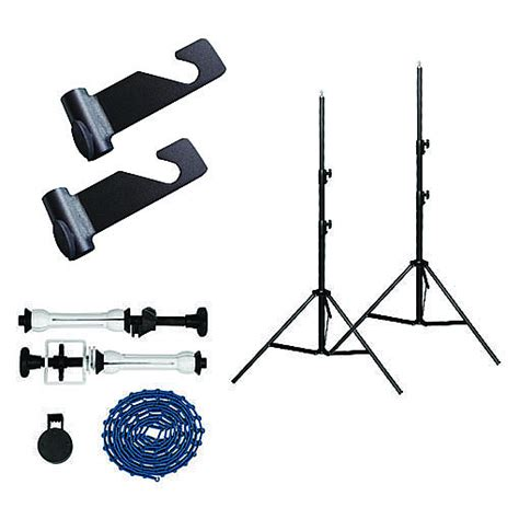 Expander Chain fotoquantum studiotools background support set 2 8m with