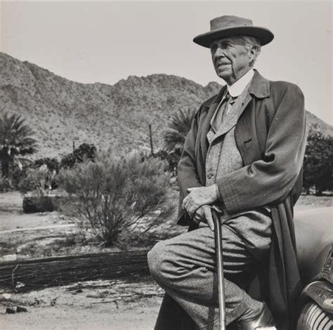 Frank Lloyd Wright Foundation Frank Lloyd Wright Was A Great Architect But He Was Eve