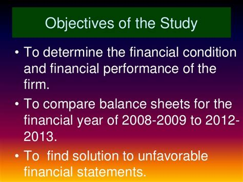 Srm Mba Finance by Aavin Ratio Analysis Mba In Finance Ppt For Internship Project