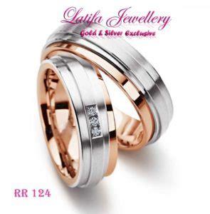 Cincin Kawin Nikah Tunangan Perak R1007 bahan paling pas untuk cincin tunangan toko cincin