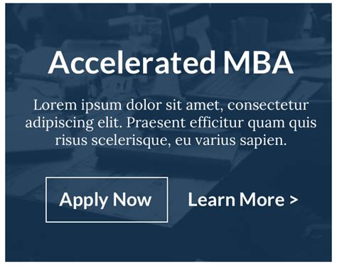 Accelerated Mba Cleveland State by Mba Programs