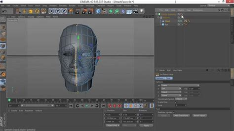 video game tutorial design modeling characters in cinema 4d