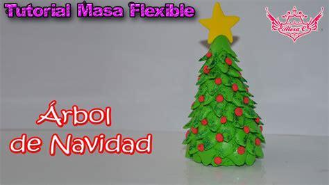 tutorial 193 rbol de navidad de masa flexible youtube