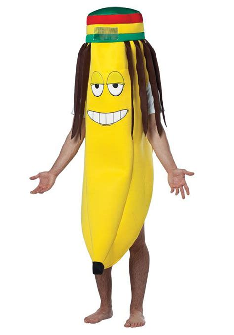 banana costume rasta banana costume