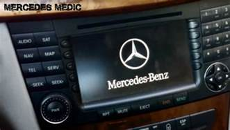 Working For Mercedes Troubleshoot Audio Comand Nav Radio No Sound Problems