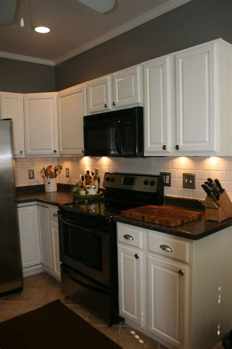 paint oak cabinets white kitchen ideas
