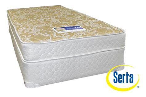 Mattress Firm Payment by Sertapedic Sentra Cushion Firm Mattress