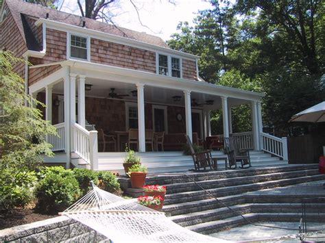 Back Porch Cincinnati mariemont back porch addition