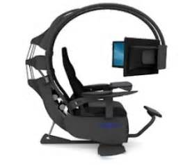 Hydraulic Computer Desk Computer Chair With Speakers Foter