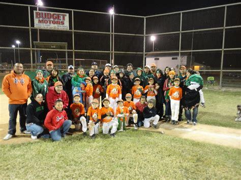 Backyard Baseball Tournaments Corpus Christi Quot Nuestra Familia Quot