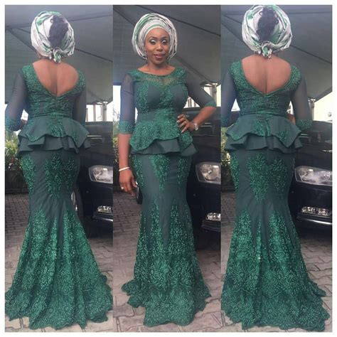 latest nigerian lace styles and designs step up your game with these eye popping and uber classy