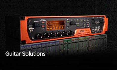 Eleven Rack Vs Guitar Rig by Pro Tools Se Software Review